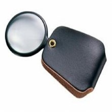 POCKET MAGNIFIER 2.5X