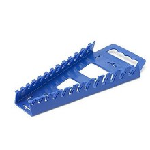 WRENCH RACK, UNIVERSAL, BLUE