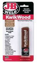 KWIKWOOD EPOXY PUTTY STICK