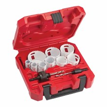 13pc ICE HOLE SAW KIT