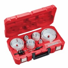 19pc ICE HOLE SAW KIT