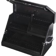 SML TOOL BOX BLACK STEEL
