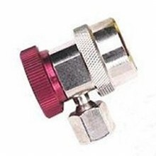 COUPLER  A/C 134A HI RED