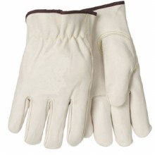 COWHIDE DRIVERS GLOVE LARGE
