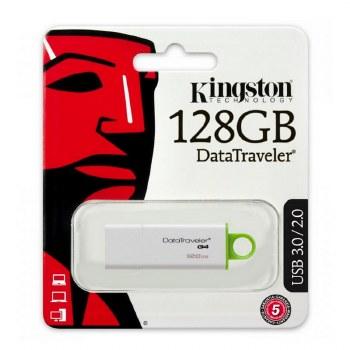Kingston DataTraveler G4 128 GB USB 3.0