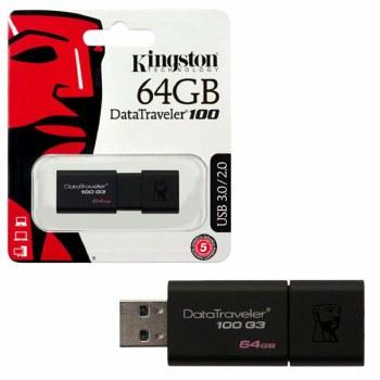 Kingston DataTraveler 100 G3 64 GB USB 3.0