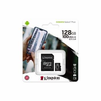 Kingston Canvas Select Plus 128 GB Class 10