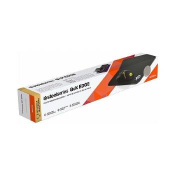Steelseries QcK Edge Medium Gaming Mouse Pad-Black