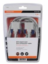 VIVANCO DVI DUAL-LINK CONNECTION LEAD - 1.8M