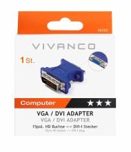 VIVANCO VGA/DVI ADAPTER