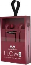Fresh 'n Rebel Flow Tip Headphones Ruby Red