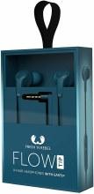 Fresh 'n Rebel Flow Tip Headphones Petrol Blue