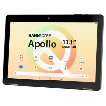 "HANNspree Pad 10.1"" Apollo Tablet"