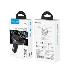 HOCO car charger + transmitter FM Bluetooth E41