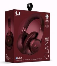Fresh 'n Rebel Clam ANC Headphones - Ruby Red