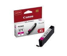 Canon CLI-571XL Magentya High Yield Ink Cartridge 0333C001