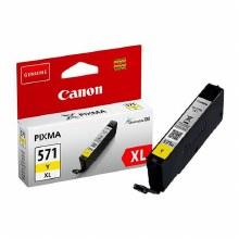 Canon CLI-571XL Yellow High Yield Ink Cartridge 0334C001
