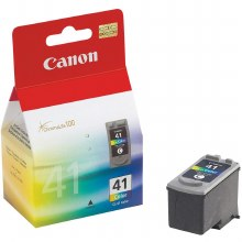 Canon CL-41 Colour Inkjet Cartridge 0617B001