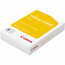Canon Yellow Label Standard Universal printer paper A4 80 gm² 500 sheet White