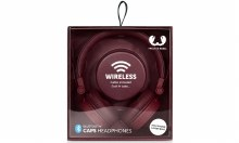 Fresh 'n Rebel Bluetooth Caps Headphones - Ruby