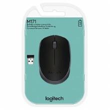 Logitech M171 Wireless Mouse - Black