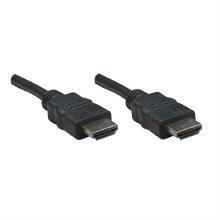 Manhattan High Speed HDMI Cable 4K@30Hz 1m
