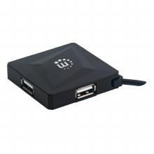 Manhattan 4-Port USB 2.0 Hub