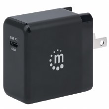 Manhattan GaN Tech Power Delivery Wall Charger - 65 W