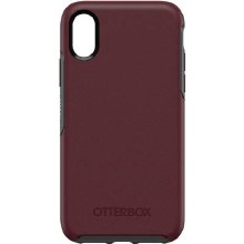 Otterbox Symmetry Case Apple iPhone X Wine red