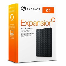 "Seagate Expansion 2TB 2.5"" Portable USB 3.0 External Hard Drive"