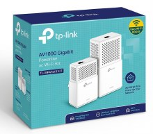 TP-LINK AV1000 Gigabit Powerline Starter Kit