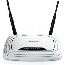 TP-LINK TL-WR841N Wi-Fi router 2.4 GHz 300 Mbps