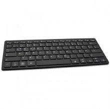 V7 Bluetooth Slim Keyboard UK - Black