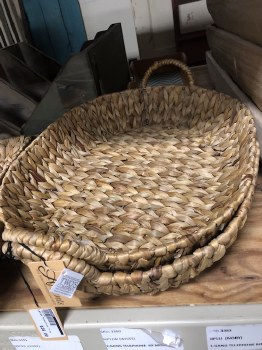 Medium Hyacinth Tray