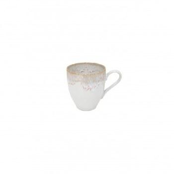 Casafina Dinnerware Taormina White Mug