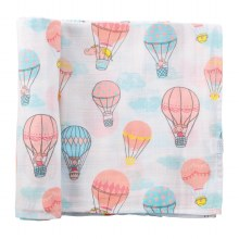 Baloon Swaddle Blanket