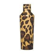 Corkcicle 16oz Canteen Luxe Leopard