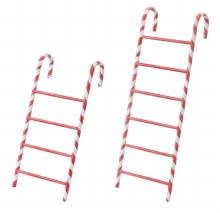 Candy Cane Ladder Large