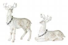 Brushed Gold Deer