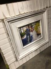 8x10 Beadboard Frame