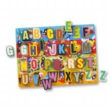 Chunky Puzzle Jumbo ABC