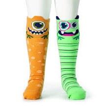 Alien Knee Socks