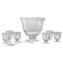 Aspen Punch Bowl Set