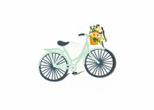 Coton Colors Bicycle Big Attachment