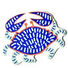 Coton Colors Blue Crab Big Attachment