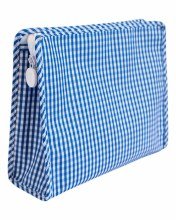 Gingham Roadie - Blue
