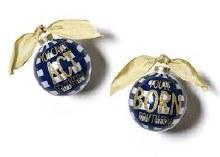 Born Southern Ornament