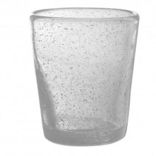 Bubble Double Old Fashion Glass