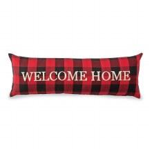Buffalo Check Long Pillow