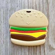 Burger Teether